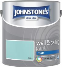 Johnstones Aqua Coloured Emulsion